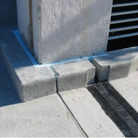Concrete joint